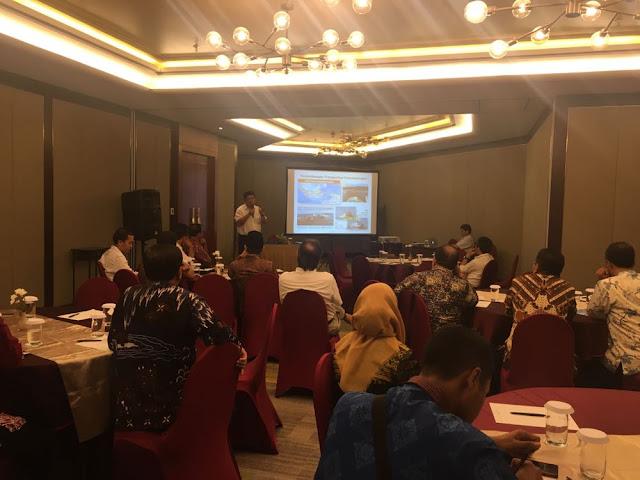 Wabup Arifin Hadiri Rakor Pengembangan Jalur Pelayaran Perintis di Selatan Pulau Jawa