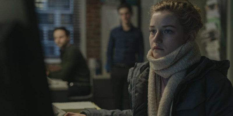the assistant julia garner
