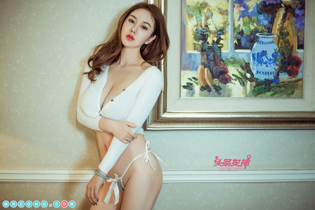 Image TouTiao-2018-06-05-Yi-Yang-MrCong.com-005 in post TouTiao 2018-06-05: Người mẫu Yi Yang (易阳) (21 ảnh)