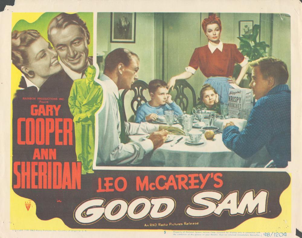 Filme: A Felicidade Bate à sua Porta (1948)
