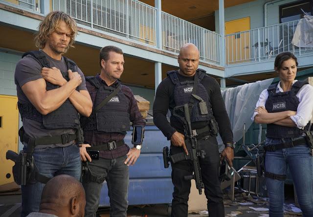 A&E estreia com exclusividade a 11ª temporada de NCIS: Los Angeles