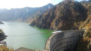 札幌・豊平峡ダム