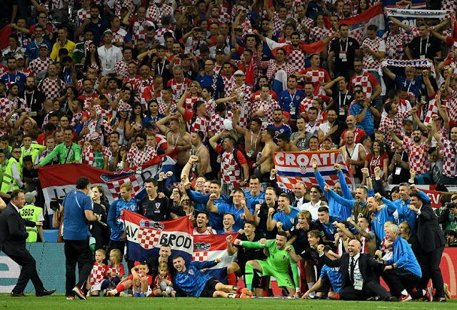 Piala Dunia 2018, Kejutan Yang Tak Mengejutkan