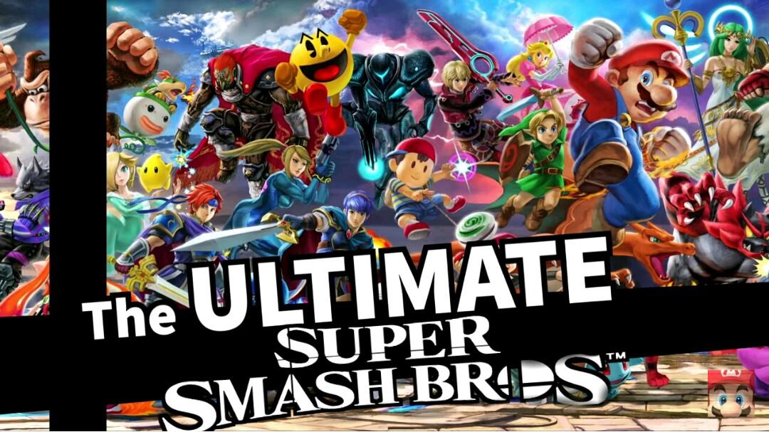 Super Smash Bros Ultimate new update revealed