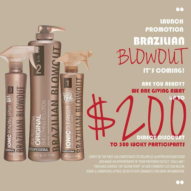 Hair Salon: Promotions