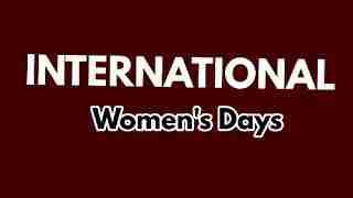 International Women's Days 2021