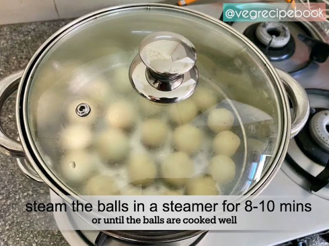 Suji Balls Recipe