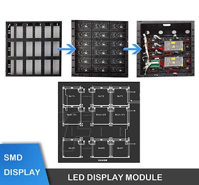 Công ty cung cấp màn hình led p2 cabinet tại TP.HCM