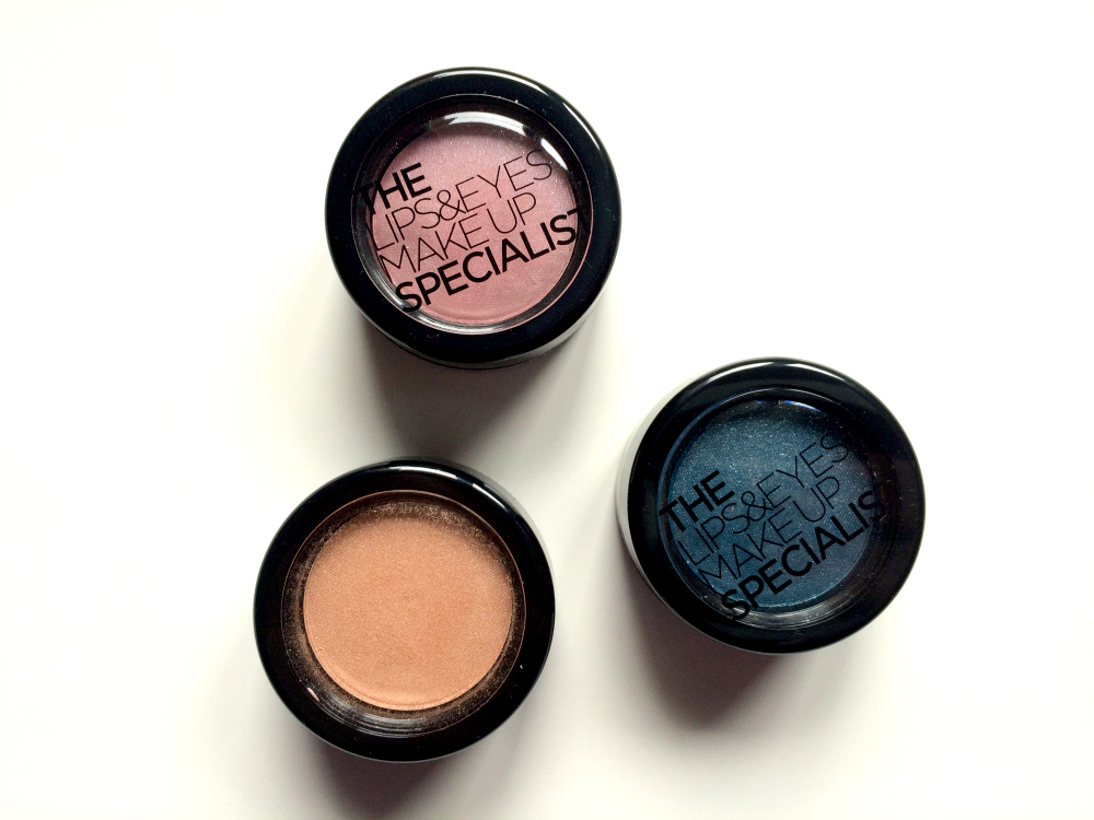 Lord&Berry Makeup Desert Island, Oasis and Voyage