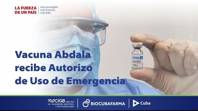 ´Vacuna Abdala´: La primera vacuna latinoamericana y el éxito de Cuba contra el Covid-19.