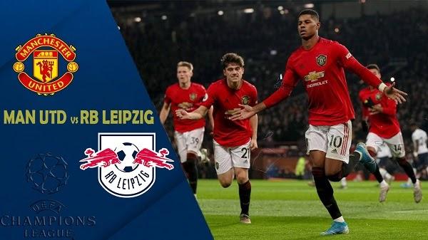 الان مشاهدة مباراة مانشستر يونايتد ولايبزيغ بث مباشر اليوم 28-10-2020 دوري أبطال أوروبا