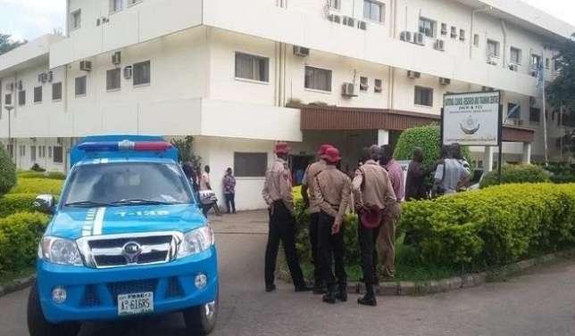 Mr Adekunle Oguntoyinbo deploys 79 FRSC personnel Ahead of the Eid-el-Kabir vehicles movement in Sango Ota