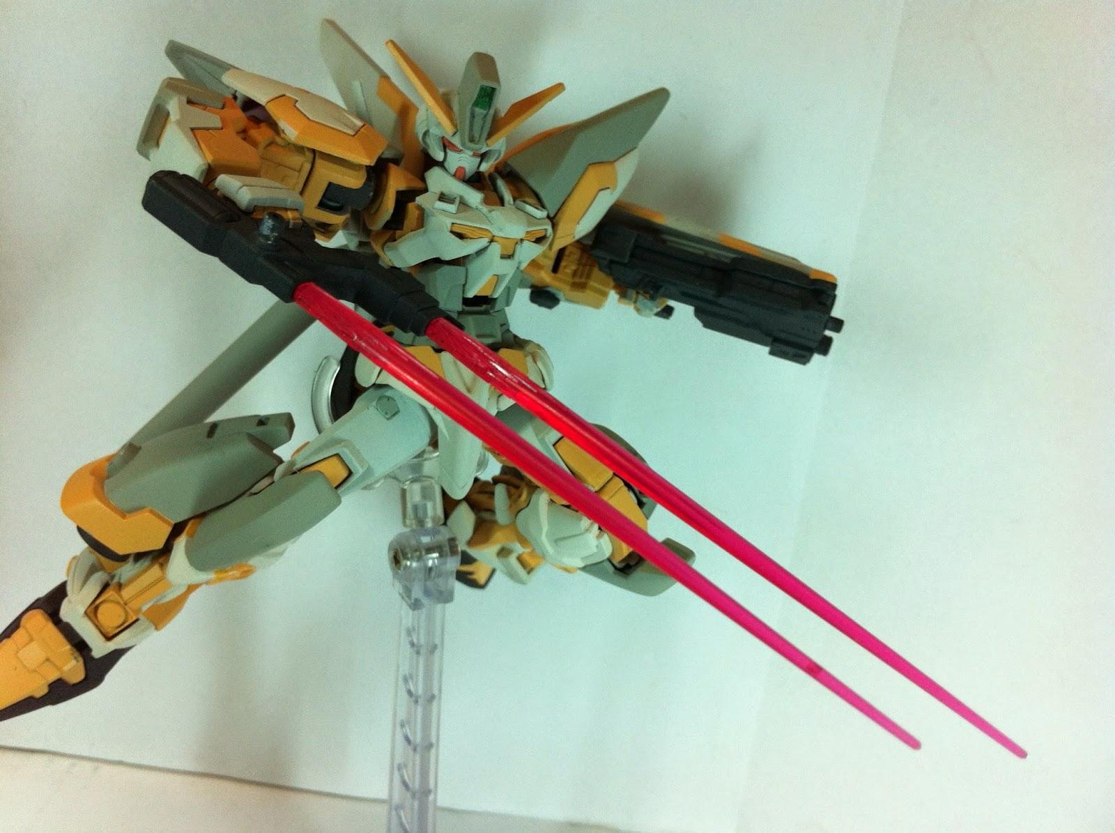 Custom Build: 1/144 Gundam Astray Extra Frame - Gundam Kits ...