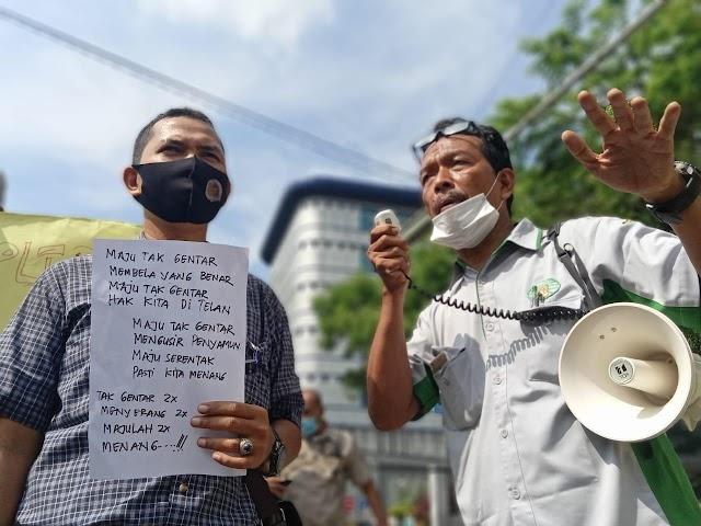 Keuangan Terbatas, Pembayaran THR Natal Karyawan PD Pasar Jadi Tertunda