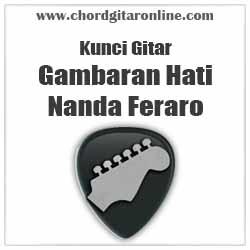 Chord Nanda Feraro Gambaran Hati