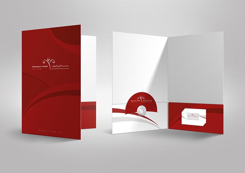 Thiết kế kẹp file công ty đẹp - In kẹp file tài liệu giá rẻ, chuyên nghiệp tại Hà Nội Red
