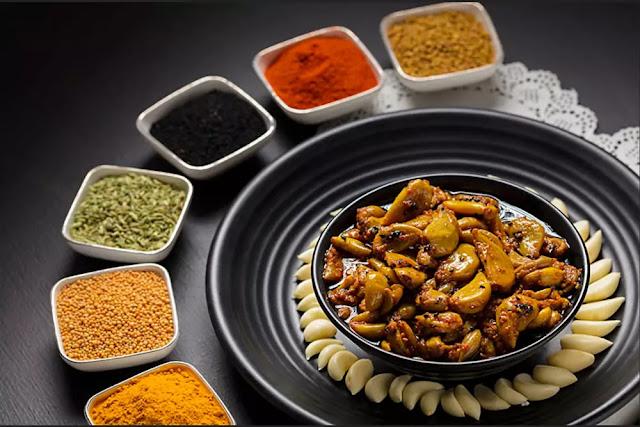Garlic Pickle Recipe in Hindi