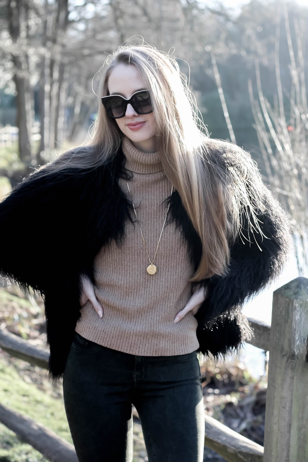 Winter styling how to look chic in neutrals