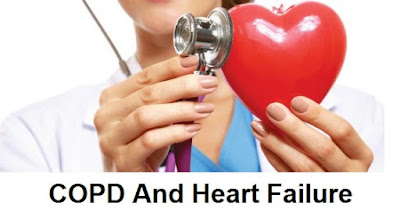 heart failure and chronic lung disease COPD often occur jointly Information On COPD And Heart Failure