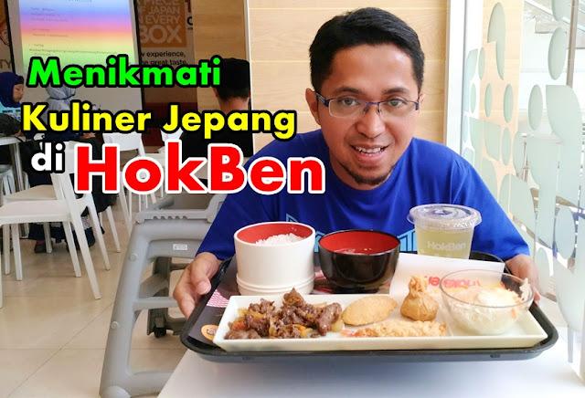 Wisata Kuliner di HokBen