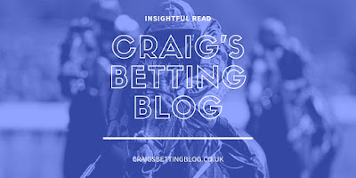 Craig's Betting Betting Blog