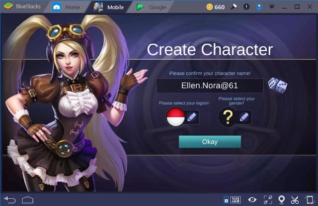Cara Bermain Mobile Legends Dengan PC Komputer