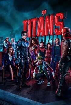 Titãs 3ª Temporada Torrent – WEB-DL 720p/1080p Legendado