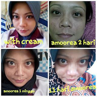 1 Testimoni sabun amoorea di Kupang