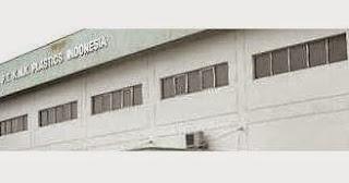 Lowongan Kerja Cikarang Utara : PT. KMK Plastic Indonesia - Technician/Production