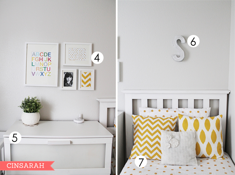 Cinsarah: The Nursery Details