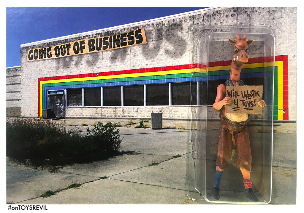 No Toys 4 Us By Mr Blank Toys For Dke Toys San Diego