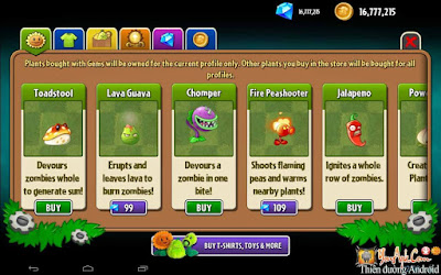 Hack Plants Vs Zombies