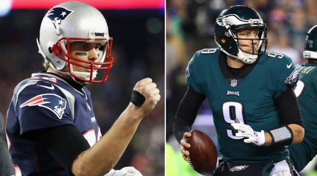 How to watch Super Bowl 2018 Eagles vs Patriots live stream online