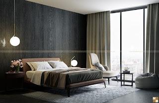 Mẫu thiết kế căn hộ chung cư 130m2 đẹp tinh tế đến từng chi tiết - H3