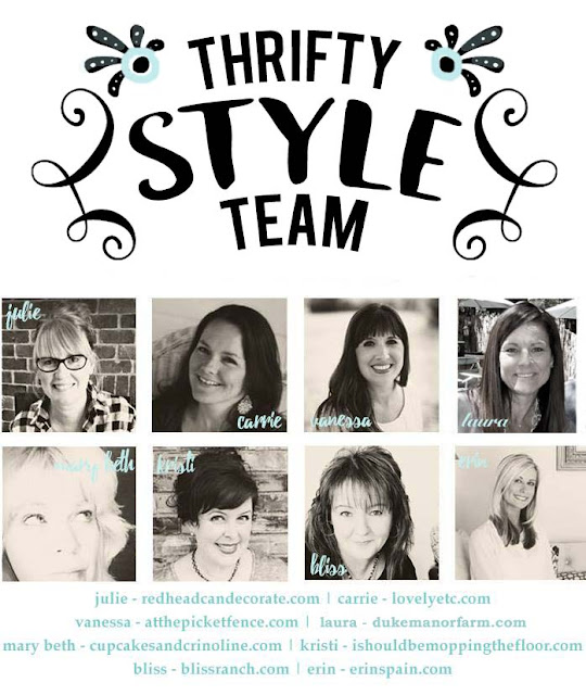 Thrifty Style Team With Bliss-Ranch.com