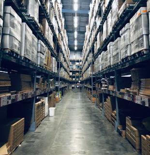Hubungan Stock Gudang Dan Material Consumtion