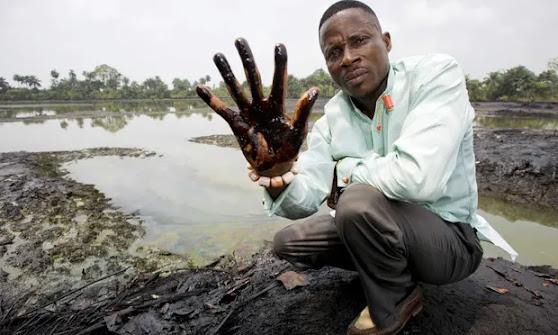 SHELL condannata dalla Corte di Appello olandese e risarcire la Nigeria per inquinamento