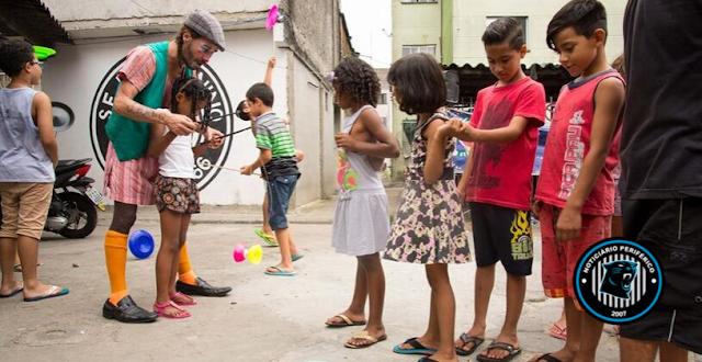 De Olho no Duto leva circo para a Zona Leste, Zona Norte, Itaquaquecetuba e Litoral