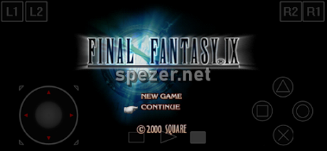 Cara Bermain Final Fantasy IX Versi PS1 Android