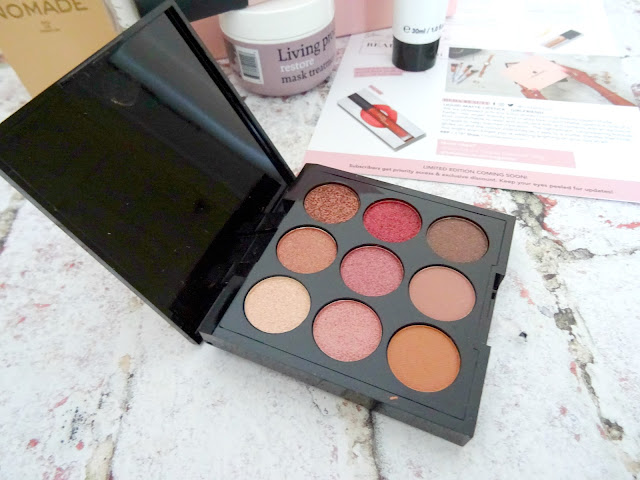 Styl London Eaton Eyeshadow Palette
