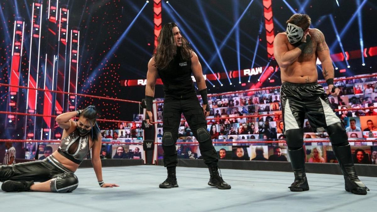 WWE ainda tem planos para reaproveitar os integrantes da RETRIBUTION