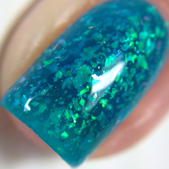 Lollipop Posse Lacquer-'Twas Brillig