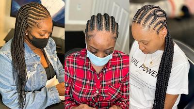 2021 Braids Hairstyles easy for ladies: Top Trending Braids to slay
