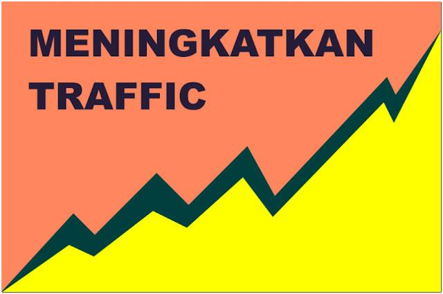 Mendatangkan Trafik Web Blogger