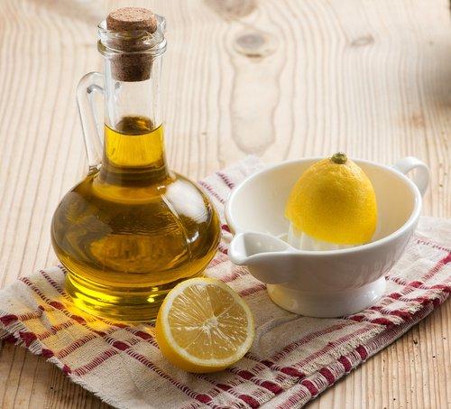 Traitement à l'huile d'olive
