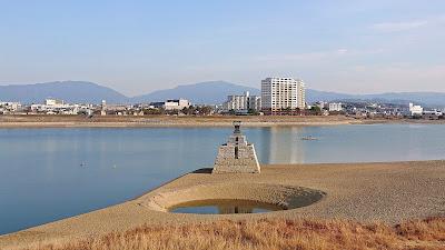 狭山池(大阪狭山市) 龍神社