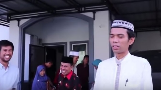 Salut Melihat Rumah Sederhana Ustadz Somad, Populer Tapi Tak Sombong