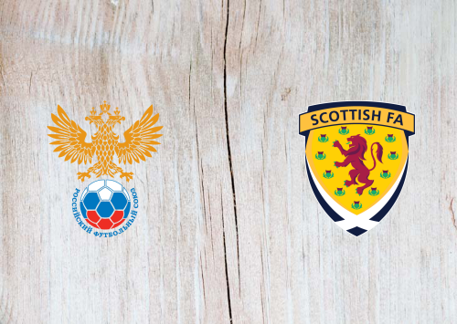 Russia vs Scotland -Highlights 10 October 2019