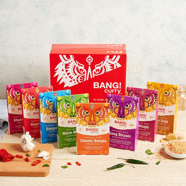 Bang Curry Gift Set