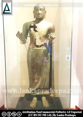 Pallama Standing Buddha